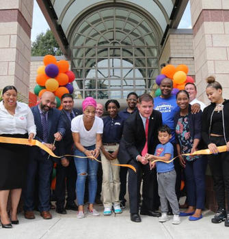 Image for bcyf gallivan ribbon cutting